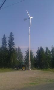Itikan tuulivoimala